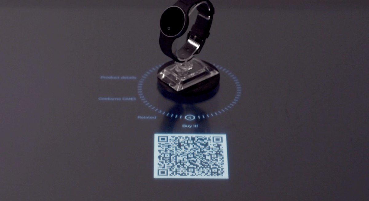 Broox - Object Recognition QR